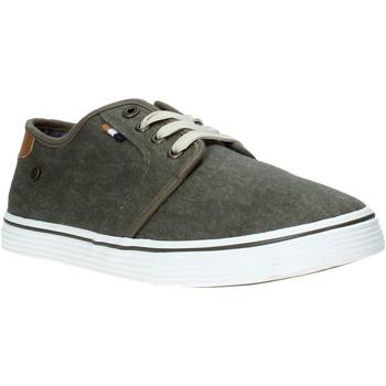 Schoenen Heren Lage sneakers Wrangler WM01040A Groen