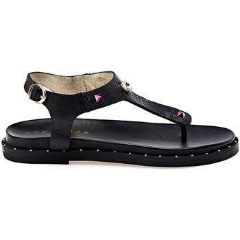 Schoenen Dames Sandalen / Open schoenen Apepazza JPL06 Zwart