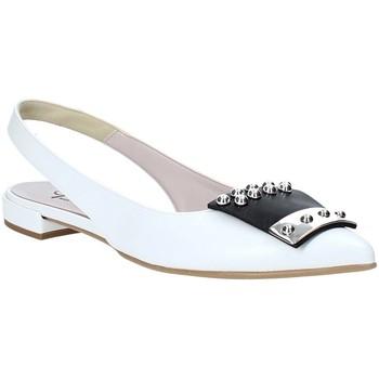 Schoenen Dames Sandalen / Open schoenen Grace Shoes 521011 Wit
