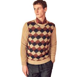 Textiel Heren Truien Antony Morato MMSW00855 YA400113 Beige