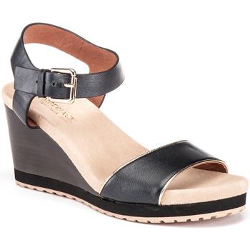 Schoenen Dames Sandalen / Open schoenen Lumberjack SW56506 001 B53 Zwart