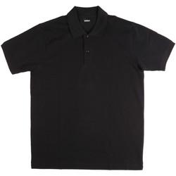 Textiel Heren Polo's korte mouwen Key Up 2800Q 0001 Zwart