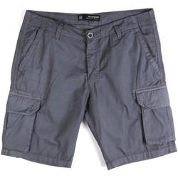 Textiel Heren Korte broeken / Bermuda's Key Up 2P16A 0001 Blauw
