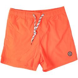 Textiel Heren Zwembroeken/ Zwemshorts Key Up 298XM 0001 Oranje