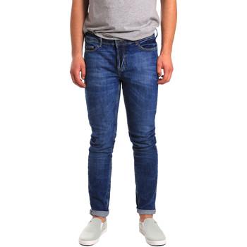 Textiel Heren Skinny jeans U.S Polo Assn. 44961 51321 Blauw