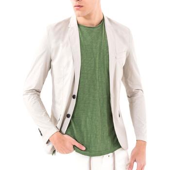 Textiel Heren Jasjes / Blazers Antony Morato MMJA00333 FA800091 Grijs