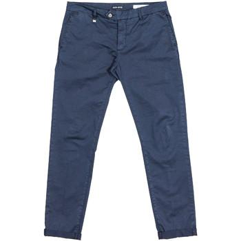 Textiel Heren Chino's Antony Morato MMTR00387 FA800060 Blauw