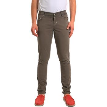 Textiel Heren 5 zakken broeken Antony Morato MMTR00372 FA800060 Groen