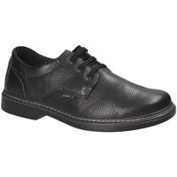 Schoenen Heren Derby Enval 1202700 Zwart