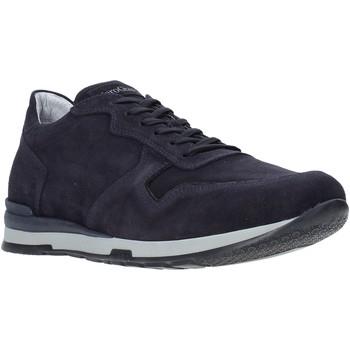 Schoenen Heren Lage sneakers Nero Giardini P800220U Bleu