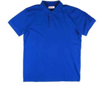 Textiel Heren Polo's korte mouwen Invicta 4452172/U Bleu