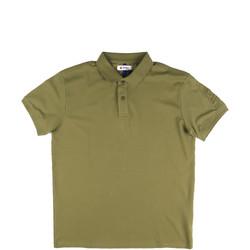 Textiel Heren Polo's korte mouwen Invicta 4452172/U Vert