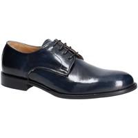 Schoenen Heren Derby Exton 1374 Blauw