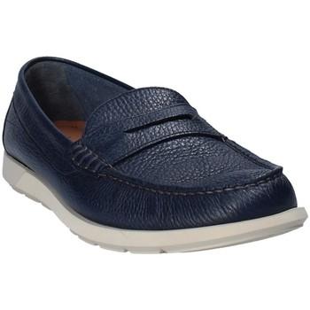 Schoenen Heren Mocassins Maritan G 460390 Blauw
