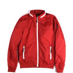 Textiel Heren Wind jackets Key Up 270KJ 0001 Rood