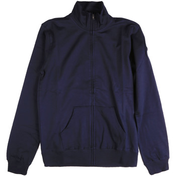 Textiel Heren Sweaters / Sweatshirts Key Up 2F04E 0001 Blauw