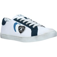 Schoenen Heren Lage sneakers Beverly Hills Polo Club BH-3011 Wit