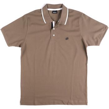 Textiel Heren Polo's korte mouwen Key Up 2Q711 0001 Grijs