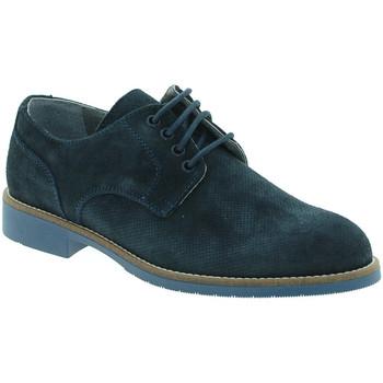 Schoenen Heren Derby Keys 3227 Bleu