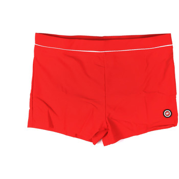 Textiel Heren Zwembroeken/ Zwemshorts Key Up 2S27L 0001 Rood