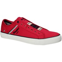 Schoenen Heren Lage sneakers Wrangler WM181033 Rouge