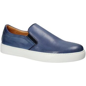 Schoenen Heren Instappers Exton 515 Blauw