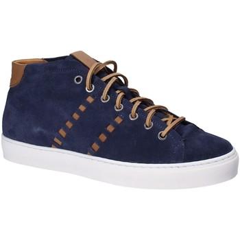 Schoenen Heren Hoge sneakers Exton 476 Blauw