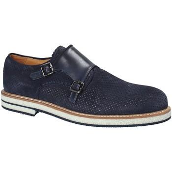 Schoenen Heren Derby Exton 673 Blauw