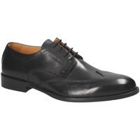 Schoenen Heren Derby Exton 1372 Zwart