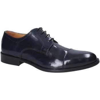 Schoenen Heren Derby Exton 1375 Blauw