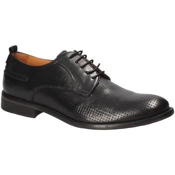 Schoenen Heren Derby Exton 9430 Zwart
