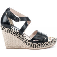 Schoenen Dames Sandalen / Open schoenen Lumberjack SW25506 003 P05 Zwart