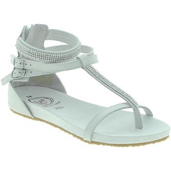 Schoenen Dames Sandalen / Open schoenen 18+ 6110 Wit
