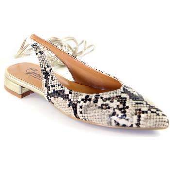 Schoenen Dames Ballerina's Grace Shoes 521T043 Beige