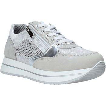 Schoenen Dames Lage sneakers IgI&CO 5164522 Zilver