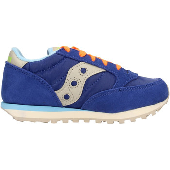 Schoenen Kinderen Lage sneakers Saucony SK262476 Blauw