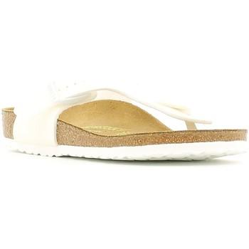Schoenen Kinderen Slippers Birkenstock 847223 Wit