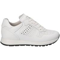 Schoenen Kinderen Lage sneakers Nero Giardini P833050M Blanc
