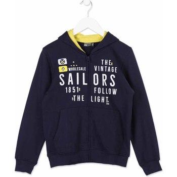 Textiel Kinderen Sweaters / Sweatshirts Losan 813-6650AA Blauw