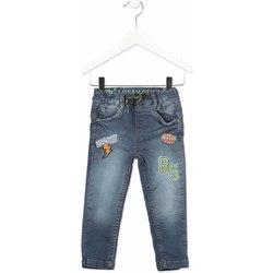 Textiel Kinderen Skinny jeans Losan 815-6019AC Grijs