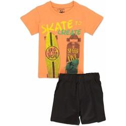 Textiel Jongens Setjes Losan 815-8046AC Oranje