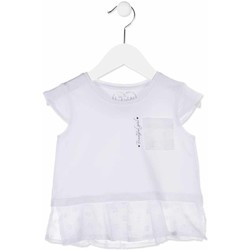 Textiel Meisjes Overhemden Losan 816-1016AD Wit