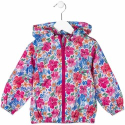Textiel Kinderen Windjacken Losan 816-2004AD Roze