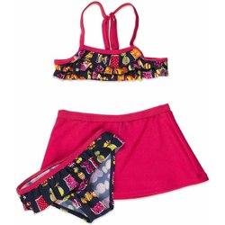 Textiel Meisjes Bikini's Losan 816-4011AD Roze