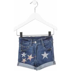 Textiel Kinderen Korte broeken / Bermuda's Losan 816-6006AD Blauw