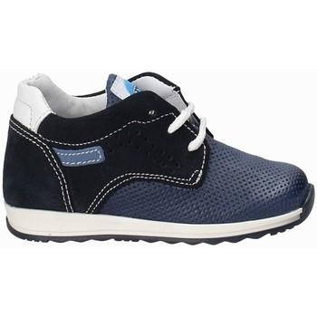 Schoenen Kinderen Laarzen Melania ME1041B8E.B Bleu