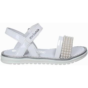 Schoenen Meisjes Sandalen / Open schoenen Melania ME4094D8E.B Wit