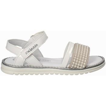 Schoenen Meisjes Sandalen / Open schoenen Melania ME6094F8E.B Wit