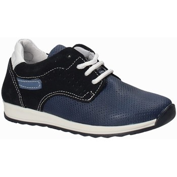 Schoenen Jongens Lage sneakers Melania ME2041D8E.B Bleu