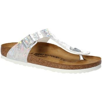 Schoenen Kinderen Slippers Birkenstock 1008093 Blanc